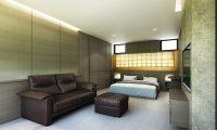 Hachi Bedroom with Seating | Hakuba, Nagano