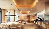 Hachi Living and Dining Area | Hakuba, Nagano