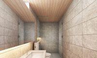 Hachi Bathroom | Hakuba, Nagano