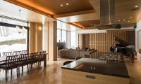 Hachi Kitchen Area | Hakuba, Nagano