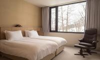 Hachi Twin Bedroom Area | Hakuba, Nagano
