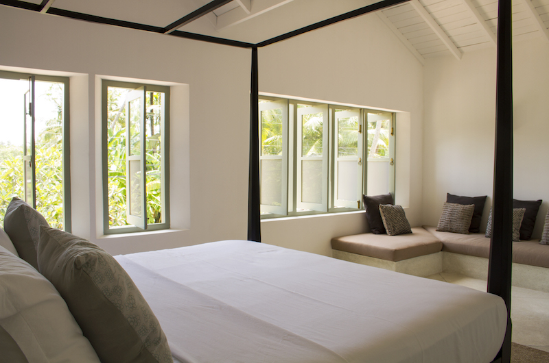 Wijaya Giri Bedroom Two with Seating | Koggala, Sri Lanka