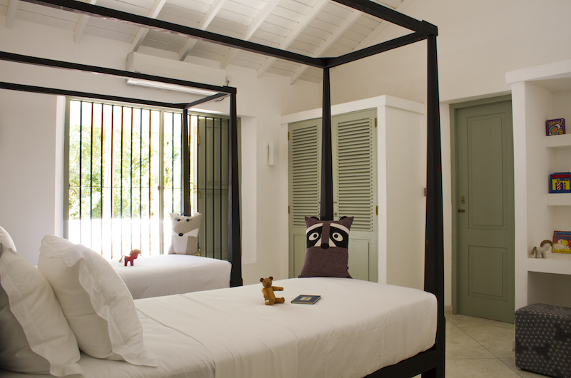 Wijaya Giri Twin Bedroom Area | Koggala, Sri Lanka