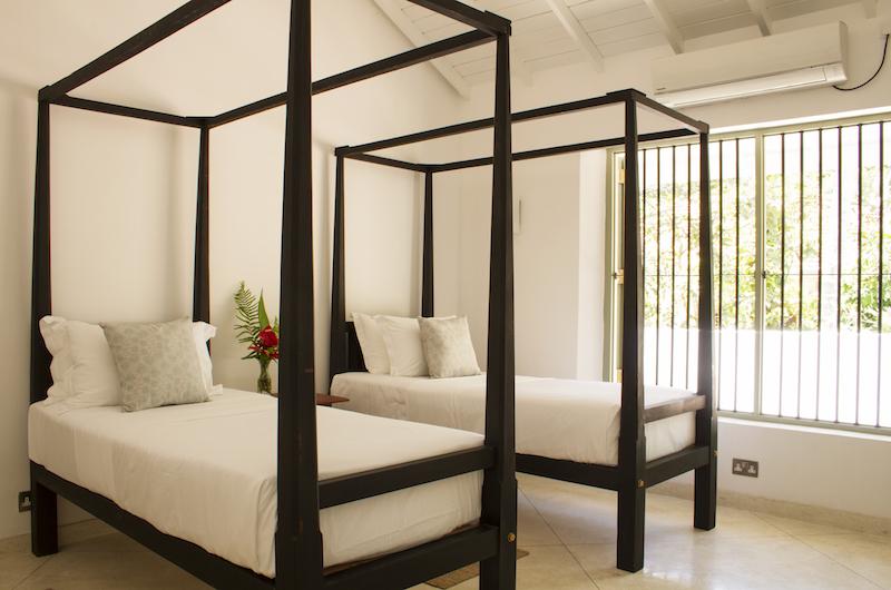 Wijaya Giri Twin Bedroom | Koggala, Sri Lanka