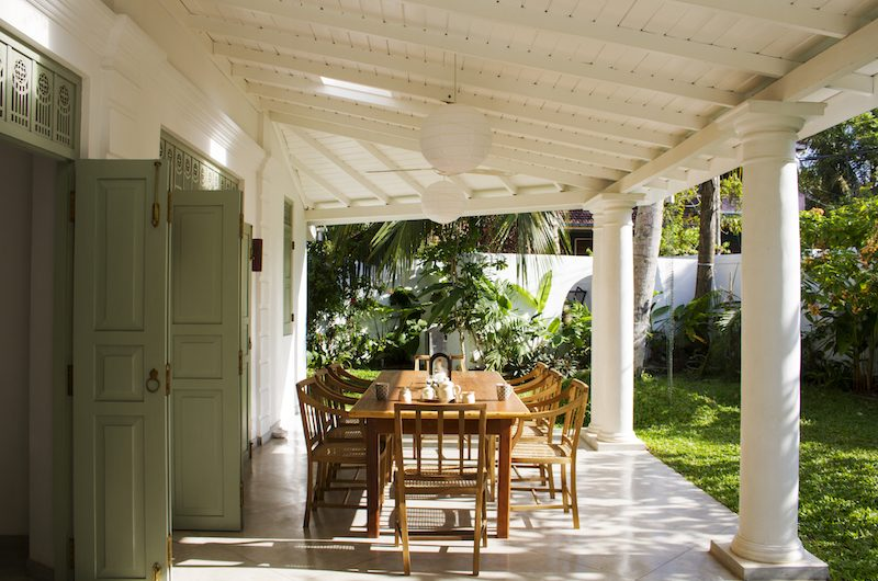 Wijaya Giri Dining Area | Koggala, Sri Lanka