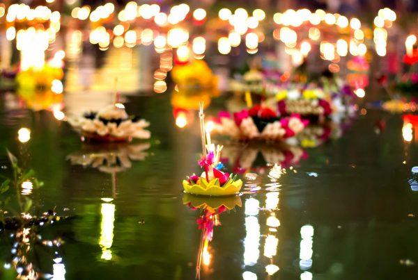 Thailand Loi Krathong Festival
