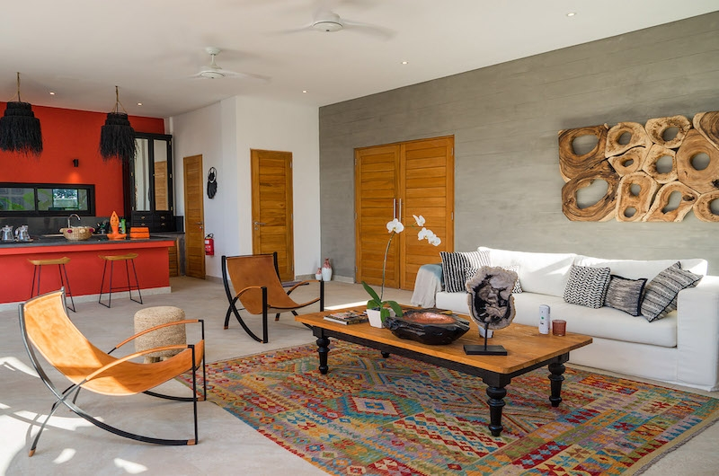 Canggu Beachside Villas Villa Boa Living Area | Canggu, Bali