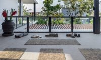 Canggu Beachside Villas Villa Gu Yoga Area | Canggu, Bali