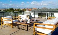 Canggu Beachside Villas Villa Vida Rooftop | Canggu, Bali