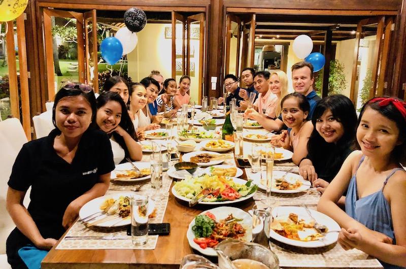 Bali Impiana Cemagi Dinner
