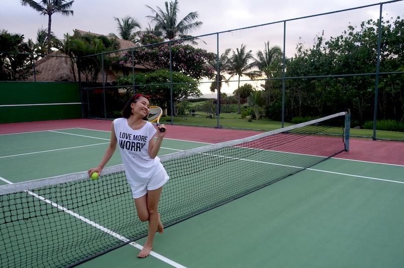 Bali Impiana Cemagi Tennis