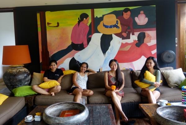 Bali Seminyak Villa Anam Living