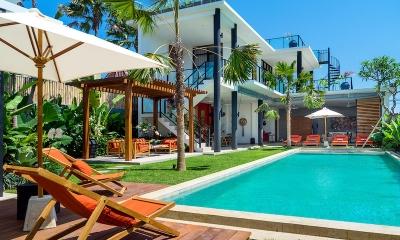 Villa Vida Building Area | Canggu, Bali