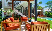 Villa Boa Outdoor Seating | Canggu, Bali