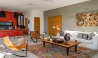 Villa Boa Living Area | Canggu, Bali