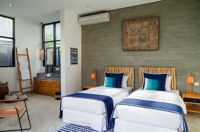 Villa Boa Twin Bedroom | Canggu, Bali