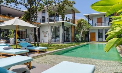 Villa Gu Pool Area | Canggu, Bali