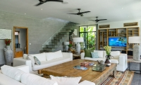 Villa Gu Indoor Seating | Canggu, Bali