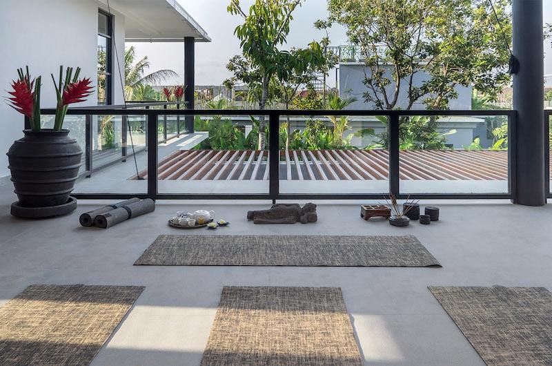 Villa Gu Yoga Area | Canggu, Bali