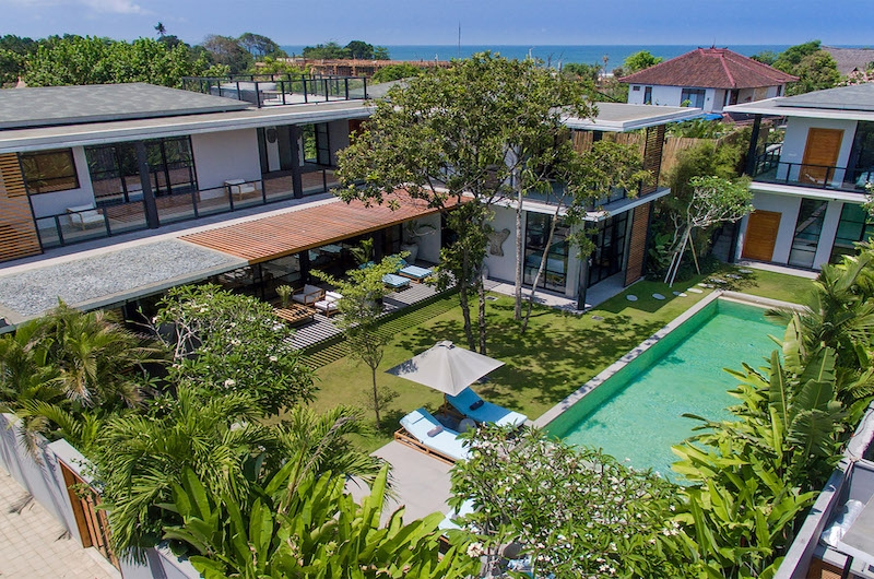 Villa Gu Building Area | Canggu, Bali