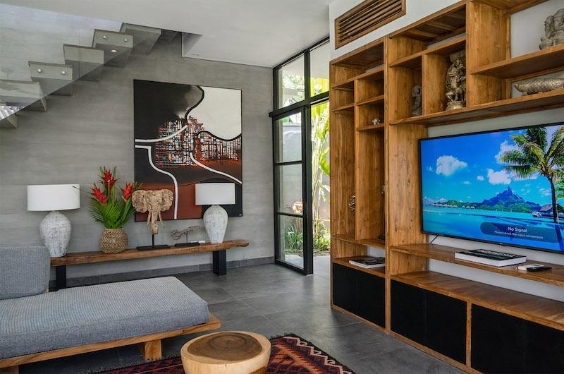 Villa Gu Media Area | Canggu, Bali