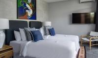 Villa Gu Twin Bedroom Area | Canggu, Bali