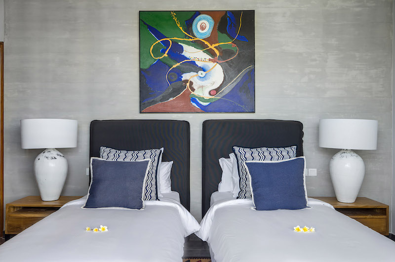 Villa Gu Twin Bedroom | Canggu, Bali