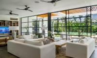 Villa Gu Living Area | Canggu, Bali
