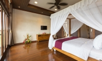 Villa Khaya Bedroom with TV | Nusa Dua, Bali
