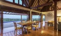 Villa Khaya Dining Area | Nusa Dua, Bali