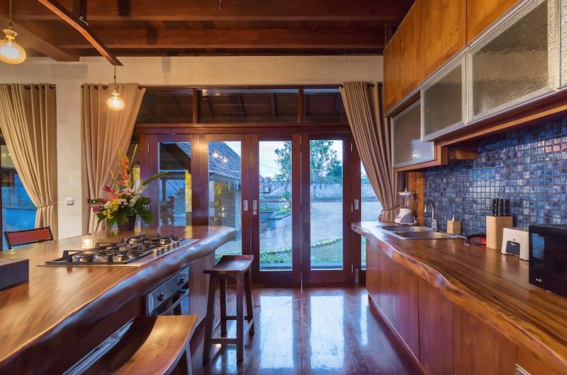 Villa Khaya Kitchen | Nusa Dua, Bali