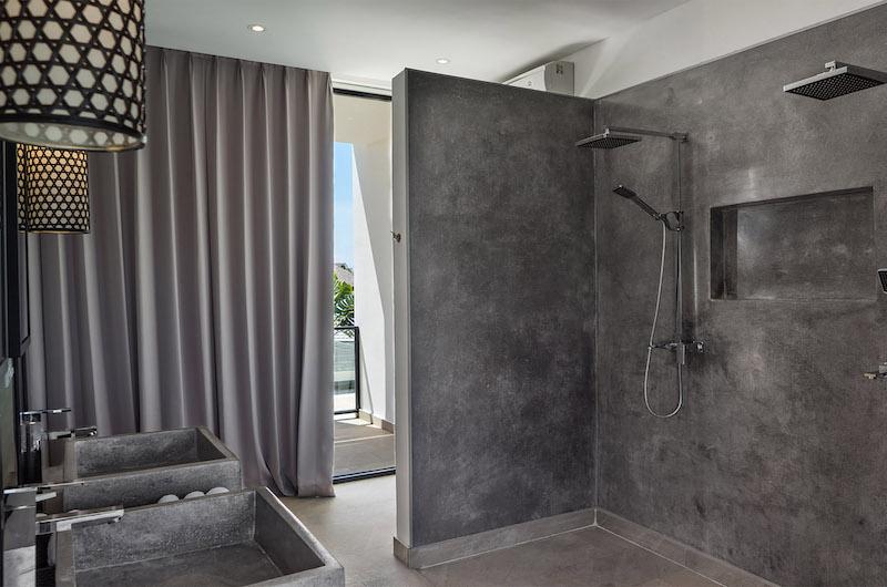 Villa Vida Shower Area   Canggu, Bali