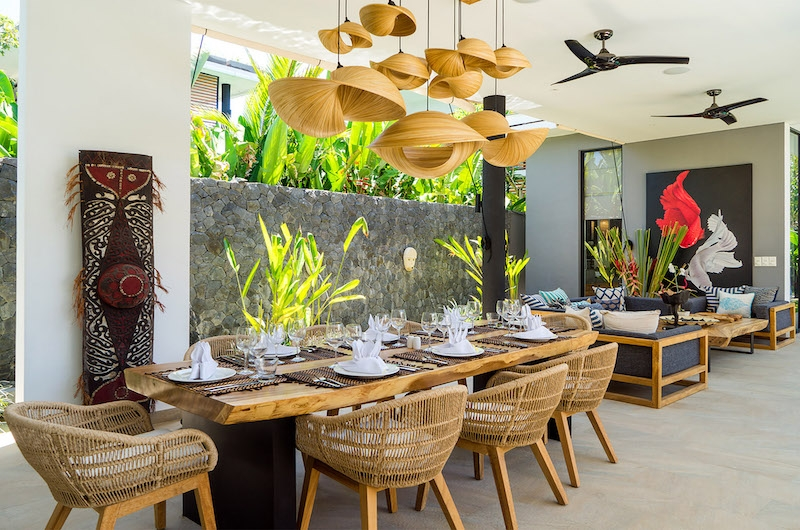 Villa Vida Dining Table | Canggu, Bali