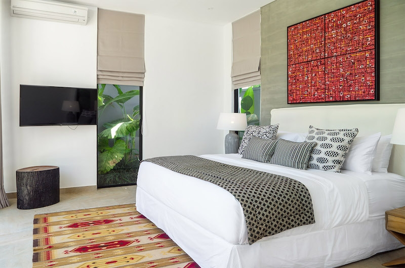 Villa Vida Bedroom with TV | Canggu, Bali