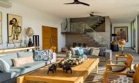 Villa Vida Living Room | Canggu, Bali
