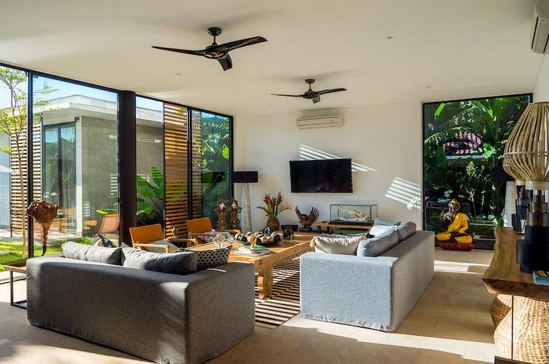 Villa Vida Living Area | Canggu, Bali