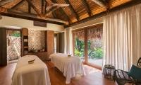 Six Senses Fiji Massage Beds | Malolo, Fiji
