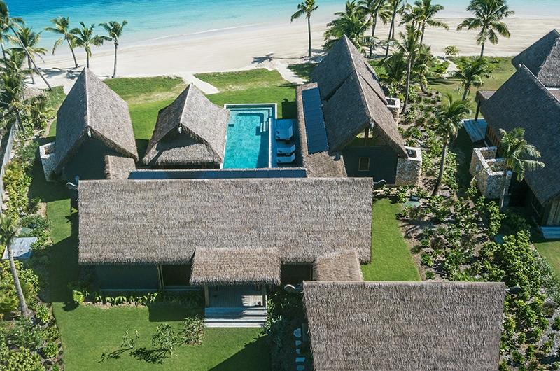 Six Senses Fiji Building Area | Malolo, Fiji