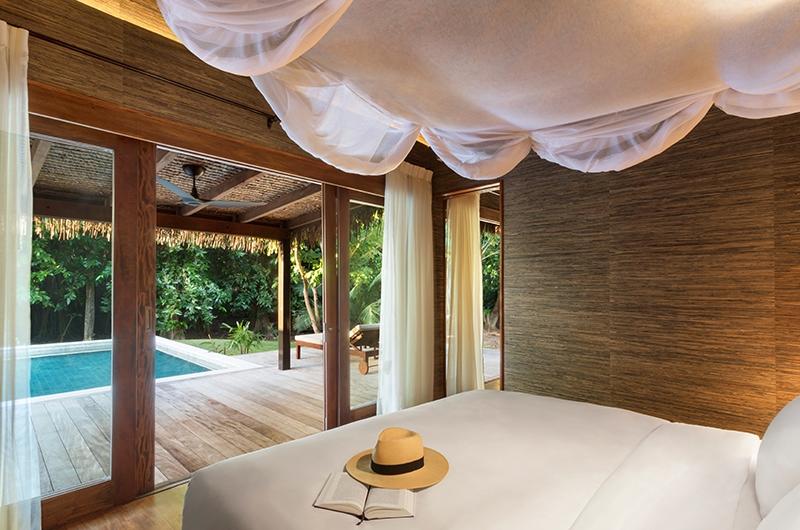 Six Senses Fiji Bedroom Area | Malolo, Fiji