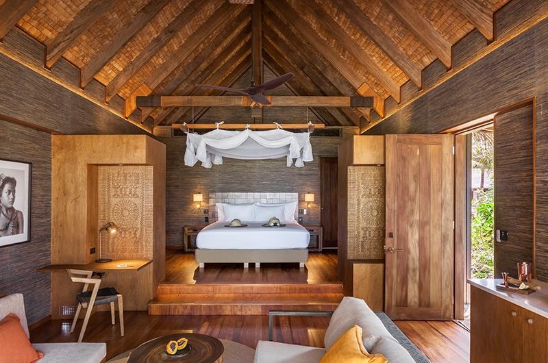 Six Senses Fiji Bedroom | Malolo, Fiji