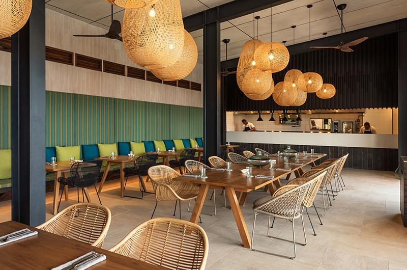 Six Senses Fiji Dining Area | Malolo, Fiji