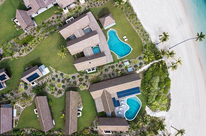 Six Senses Fiji Four and Five Bedroom Beachfront Pool Residence | Malolo, Fiji