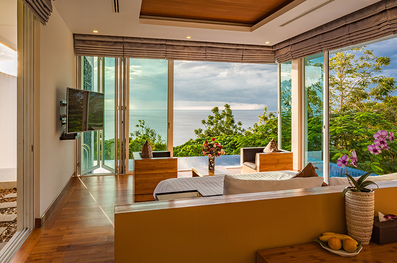 Villa Solaris Bedroom Side | Kamala, Phuket
