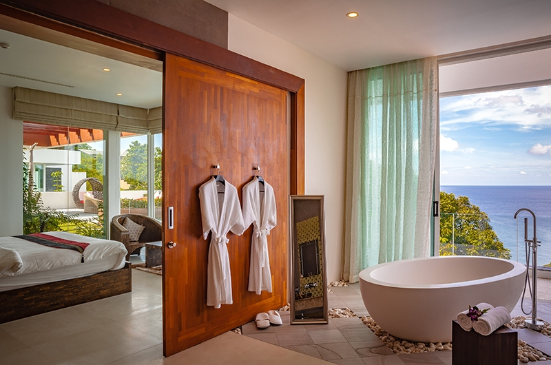 Villa Solaris Bathroom Area | Kamala, Phuket