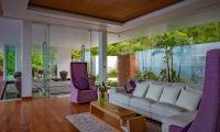 Villa Solaris Living Area | Kamala, Phuket