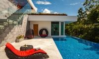 Villa Solaris Pool Area | Kamala, Phuket