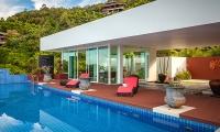 Villa Solaris Pool | Kamala, Phuket