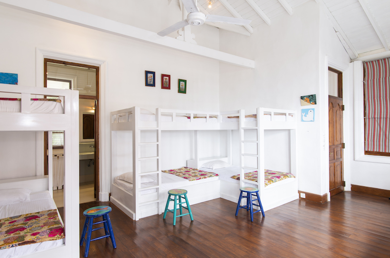 Skye House Bunk Beds | Koggala, Sri Lanka