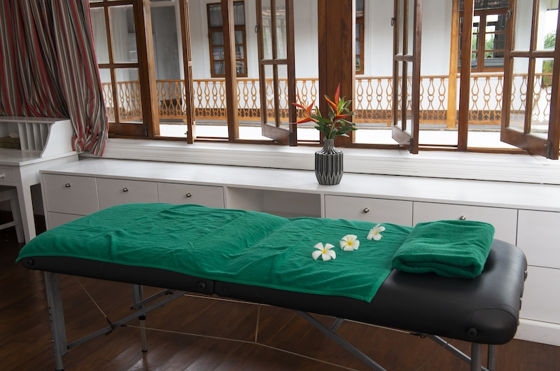 Skye House Massage Beds | Koggala, Sri Lanka