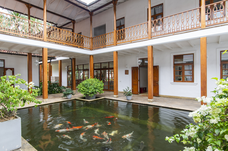 Skye House Ponds | Koggala, Sri Lanka
